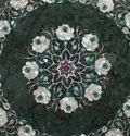 Handcrafted Marble Inlay Coffee Table Top Pietra Dura Art Wo