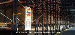 Industrial Pallet, Capacity: 500 Kg & Above, Size: Standard