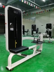 Seated Horizontal Gym Machine