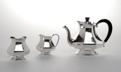 Silver Tea Sets in DC PHL Design