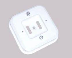 Plastic Electrical Square Box