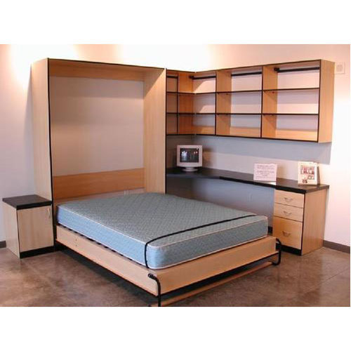 Modular Wall Mounted Bed At Rs 950 Square Feet Wall Beds Id