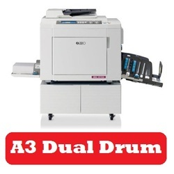 Riso MF9350 Dual Drum Digital Duplicator Copy Printer