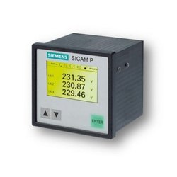 Siemens SICAM P55 Power Meter Device