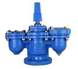 KSV Large Orifice Air Valve, Size: DN 40 To DN 350