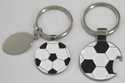 Football Metal Key chain