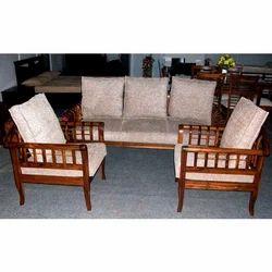 Wooden Sofa Set In Pune वडन सफ सट पण