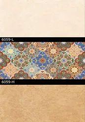 6059(L, H) Hexa Ceramic Tiles Matt Series