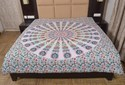 Indian Mandala Duvet Cover