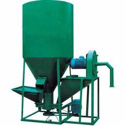 Vertical Mill Mixer