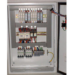 Metallic Electrical Control Panel Board, Operating Voltage: 280-480V, Degree of Protection: IP55