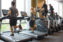 Semi Automatic Commercial Gym Cardio, Usage: Gym And Household