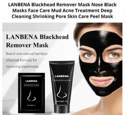 Black Mask Face Mask From Black Dots Black Head Remover Skin Care