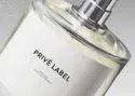 Printed Perfume Label