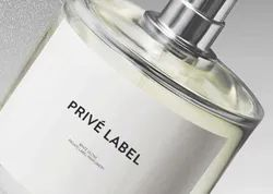 Printed Perfume Label