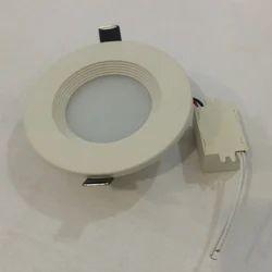Ceramic Surya Round Panel Light, Ip Rating: Ip44