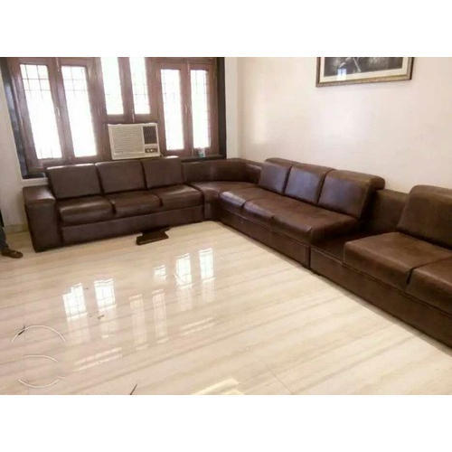 Genuine Leather 10 Seater Sofa Set Rs 6000 Per Seat Avadh