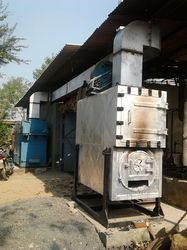 Solid Fuel Fired Three Pass Hot Air Generator