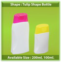 Tulip Shape Bottle