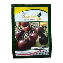 Suvarna Hybrid F1 Cherry Brown Tamato Seed for Agriculture