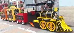 Battery Operated Train