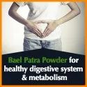 Ayurvedic Bael Patra Powder 100gm - Blood Sugar management Diabetes control