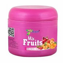 Bio Reach Mix Fruits Facial Cream, Packaging Size: 200gm