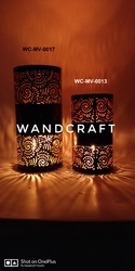 Wandcraft Exports Decorative Metal tea light Votive Candle Holder