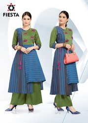 Jashan -Fiesta New Collection Of Ethnic Wear with Palazzo Fancy Look