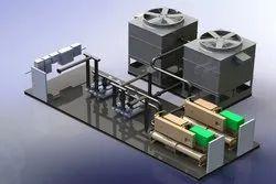 HVAC Duct System