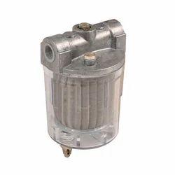 Cast Alunimium Oil Burner Filter