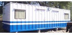 Mild Steel Bunkhouse Cabin