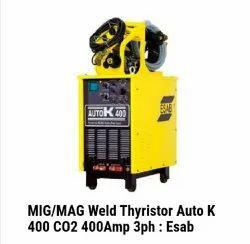 Esab I 400 Welding machine