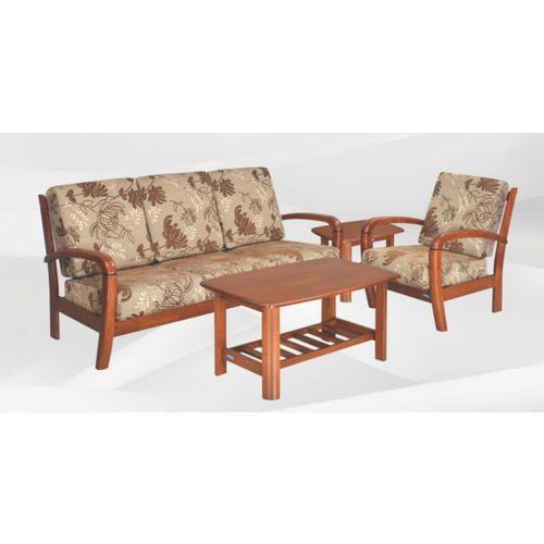 Rockford Wooden Sofa
