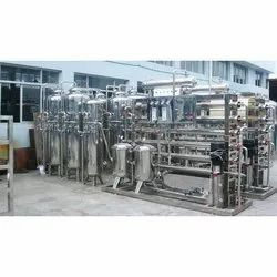 Alef Technologies Reverse Osmosis Automatic Water Purification System, For Industrial, Water Storage Capacity: 2000 L