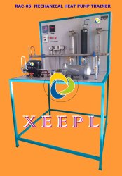 Heat Pump Test Rig