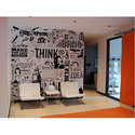 Wall Graphic Designing Service