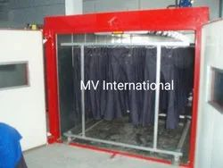 Wrinkle Free Garment Curing Oven