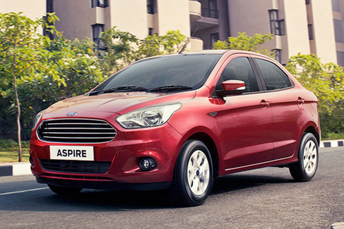Ford Aspire Car At Rs 567500 Ford Cars Id 18735001548