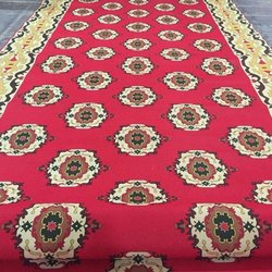 Printed Tent Matting Roll