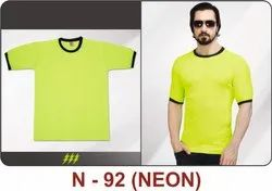 N-92 Neon Polyester T-Shirts