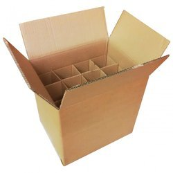 Plain Partition Corrugated Box