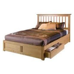 wooden bed furniture design. We Are Ranked Amongst The Most Trusted Firms Deeply Engaged In Offering A Wide Range Of Wooden Bed. Features: - Termite Resistance Trendy Design Bed Furniture