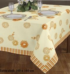 Fancy Border Table Cloth