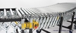 Electric Flexible Roller Conveyor
