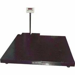 Mild Steel Low Profile Scales, Capacity: 1000 - 3000 kg