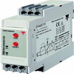 DTA02C115 Carlo Gavazzi Monitoring Relays