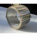 Round Fibrillator Roller