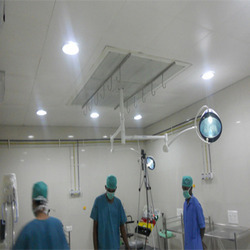 Hospital Operation Theater Laminar Air Flow