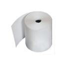 Plain White Thermal Paper Roll, Gsm: 48 Gsm To 78gsm